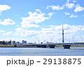 東京 都市風景 東京スカイツリーと平井大橋 29138875