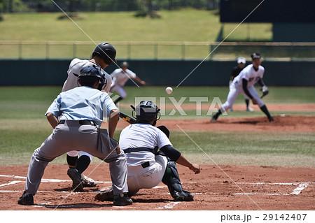 高校野球の試合 29142407