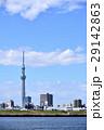 東京スカイツリー 街並み スカイツリーの写真 29142863