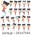 女性 中国人 チャイナ服のイラスト 29147304