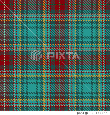 Tartan Seamless Pattern Background.のイラスト素材 [29147577] - PIXTA