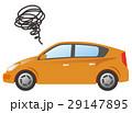 車 自動車 故障のイラスト 29147895