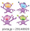ロボットキャラ、ロボットアイコン、ロボット 29148920