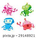 ロボットキャラ、ロボットアイコン、ロボット 29148921