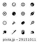 アイコン スポーツ 運動のイラスト 29151011