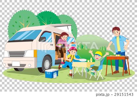 营地 露营 家庭 29151543