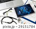 医療 メディカル カルテの写真 29151784