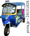 タイの庶民のタクシー「トゥクトゥク」 29151826