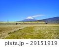 新幹線ドクターイエローと富士山 29151919