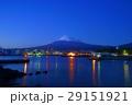 富士山と田子の浦工場夜景 29151921