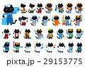 猫 仕事 29153775