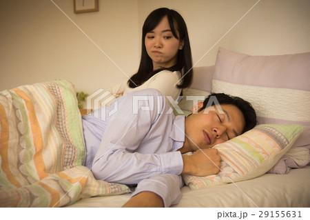 て 眠れ いびき ない うるさく が