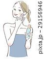 ビューティー 女性 ベクターのイラスト 29156946