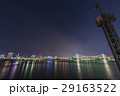 東京湾 夜景 海の写真 29163522