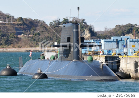海上自衛隊の潜水艦 29175668