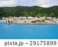 風景 港 座間味島の写真 29175899
