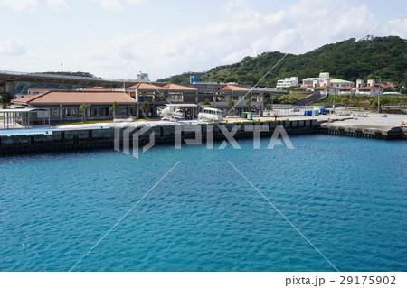 2月ケラマ諸島186阿嘉島阿嘉港 29175902