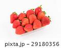 いちご 果物 パックの写真 29180356