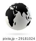 地図 地球 球のイラスト 29181024