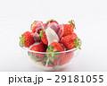 いちご 練乳 果物の写真 29181055