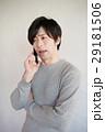 男性 30代 スマートフォンの写真 29181506