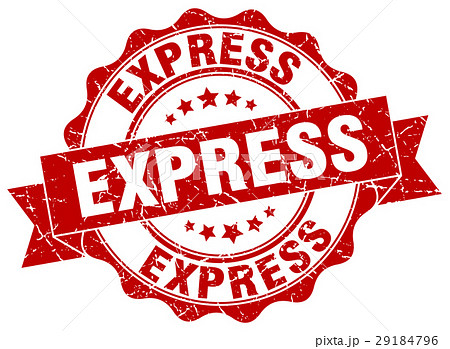 express stamp. sign. seal 29184796