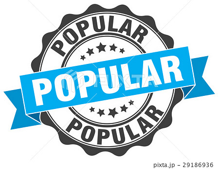 popular stamp. sign. seal 29186936