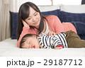 親子 母親 赤ちゃんの写真 29187712