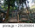 【国史跡・日本100名城】八王子城 本丸への入口 29189864