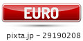 ユーロ 標識 看板のイラスト 29190208
