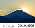 富士山 富士 冬の写真 29191656