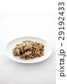 ウドと豚肉とこんにゃくのピリ辛炒め 29192433