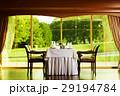 テーブル レストラン カフェテリアの写真 29194784