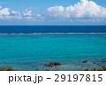 玉取崎展望台 石垣島・川平の観光スポットから青い海と青い空 29197815