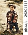 アコーディオン アコーデオン 子供の写真 29201315
