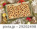 焼き菓子 クリスマス クッキーの写真 29202498