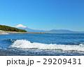 富士山 三保の松原 駿河湾の写真 29209431