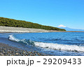 富士山 三保の松原 駿河湾の写真 29209433