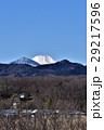 富士山 富士 冬の写真 29217596