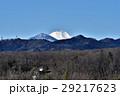 富士山 富士 冬の写真 29217623