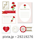 Set of mothers day elements 29219276