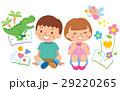 絵本と子供 29220265