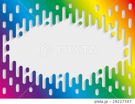 Colorful Halftone Transition Background  29227507