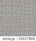 Geometric Ethnic Background with Symmetric Lines 29227800