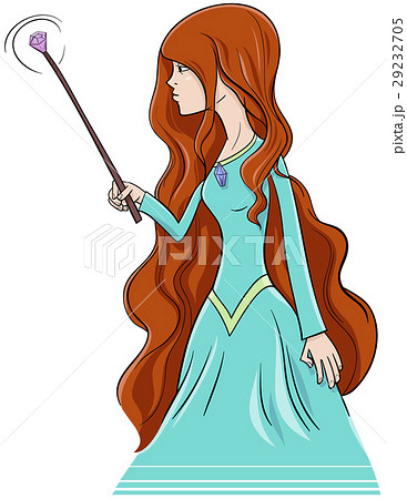 witch fantasy character illustration 29232705