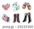女性靴 29235360
