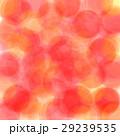 水玉模様 赤色 29239535
