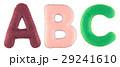 ABC アルファベット レターの写真 29241610