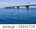 東京湾アクアライン 東京湾横断道路 海の写真 29241728