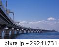 東京湾アクアライン 東京湾横断道路 東京湾の写真 29241731
